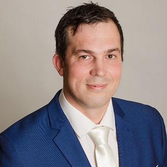 Kandidát koalice SPOLU Jaroslav Noska (KDU-ČSL) pro Ústecký kraj pro volby do PS ČR 2021.