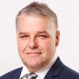Kandidát koalice SPOLU Jaroslav Perútka (KDU-ČSL) pro Moravskoslezský kraj pro volby do PS ČR 2021.