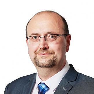 Kandidát koalice SPOLU Jiří Gregor (KDU-ČSL) pro Královéhradecký kraj pro volby do PS ČR 2021.