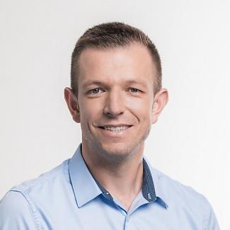 Kandidát koalice SPOLU Jiří Klápště (TOP 09) pro Liberecký kraj pro volby do PS ČR 2021.