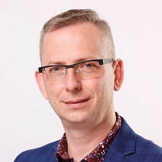 Kandidát koalice SPOLU Jiří Navrátil (KDU-ČSL) pro Moravskoslezský kraj pro volby do PS ČR 2021.