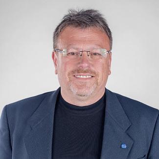 Kandidát koalice SPOLU Josef Herbrych (KDU-ČSL) pro Kraj Vysočina pro volby do PS ČR 2021.