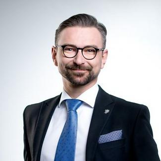 Kandidát koalice SPOLU Josef Kopecký (ODS) pro Pardubický kraj pro volby do PS ČR 2021.