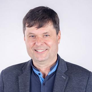 Kandidát koalice SPOLU Libor Honzárek (TOP 09) pro Kraj Vysočina pro volby do PS ČR 2021.