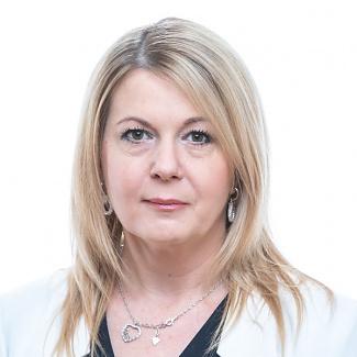 Kandidát koalice SPOLU Ludmila Jílková (ODS) pro Plzeňský kraj pro volby do PS ČR 2021.