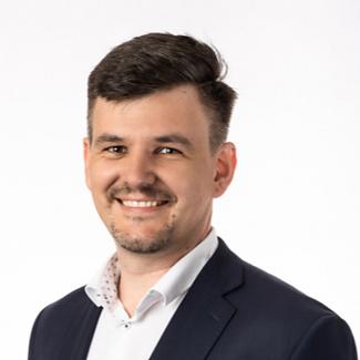 Kandidát koalice SPOLU Lukáš Novák (ODS) pro Pardubický kraj pro volby do PS ČR 2021.
