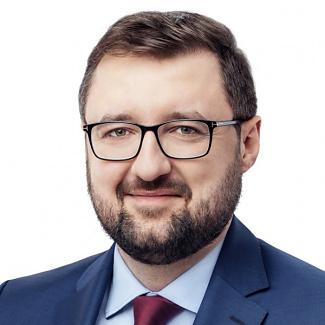 Kandidát koalice SPOLU Lukáš Otys (TOP 09) pro Karlovarský kraj pro volby do PS ČR 2021.