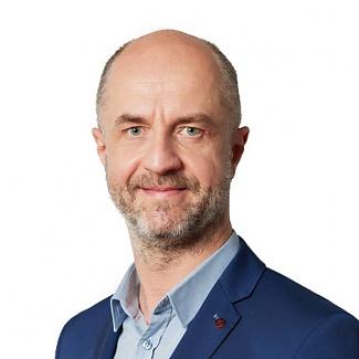 Kandidát koalice SPOLU Lukáš Řádek (TOP 09) pro Královéhradecký kraj pro volby do PS ČR 2021.