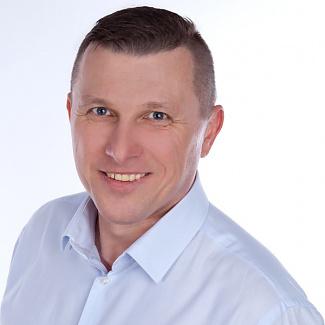 Kandidát koalice SPOLU Marek Andrýsek (ODS) pro Zlínský kraj pro volby do PS ČR 2021.
