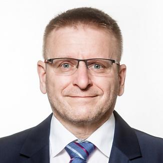 Kandidát koalice SPOLU Marek Poledníček (KDU-ČSL) pro Karlovarský kraj pro volby do PS ČR 2021.