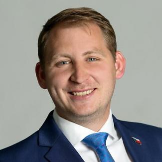 Kandidát koalice SPOLU Marek Sovka (TOP 09) pro Jihomoravský kraj pro volby do PS ČR 2021.
