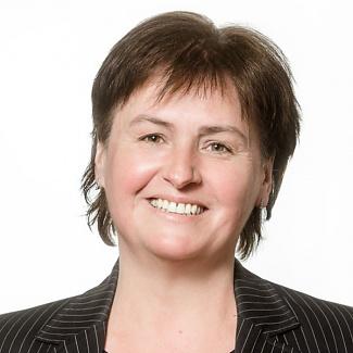 Kandidát koalice SPOLU Marie Šašková (KDU-ČSL) pro Karlovarský kraj pro volby do PS ČR 2021.