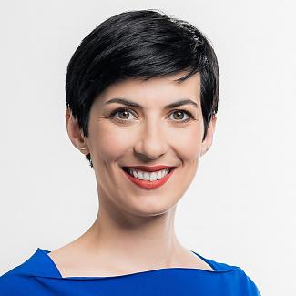 Kandidát koalice SPOLU Markéta Pekarová Adamová (TOP 09) pro Praha pro volby do PS ČR 2021.