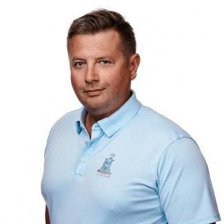 Kandidát koalice SPOLU Martin Major (ODS) pro Olomoucký kraj pro volby do PS ČR 2021.