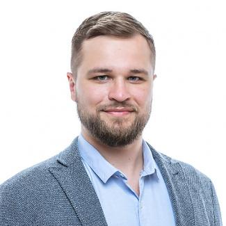 Kandidát koalice SPOLU Martin Rybár (KDU-ČSL) pro Plzeňský kraj pro volby do PS ČR 2021.