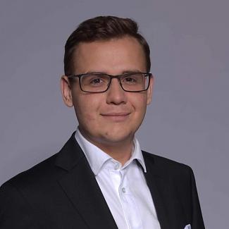 Kandidát koalice SPOLU Martin Staněk (ODS) pro Jihomoravský kraj pro volby do PS ČR 2021.