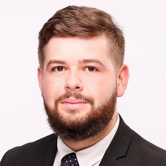 Kandidát koalice SPOLU Michal Škrobánek (TOP 09) pro Moravskoslezský kraj pro volby do PS ČR 2021.