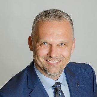 Kandidát koalice SPOLU Michal Vlach (TOP 09) pro Ústecký kraj pro volby do PS ČR 2021.