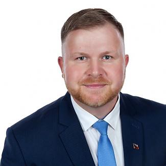 Kandidát koalice SPOLU Michal Výstup (KDU-ČSL) pro Zlínský kraj pro volby do PS ČR 2021.