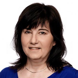 Kandidát koalice SPOLU Milena Hesová (BEZPP) pro Olomoucký kraj pro volby do PS ČR 2021.