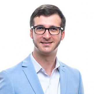 Kandidát koalice SPOLU Miroslav Hlaváč (TOP 09) pro Plzeňský kraj pro volby do PS ČR 2021.