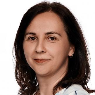 Kandidát koalice SPOLU Monika Novotná (BEZPP) pro Olomoucký kraj pro volby do PS ČR 2021.