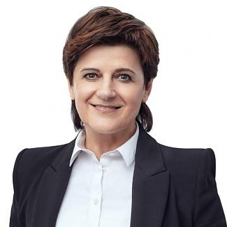 Kandidát koalice SPOLU Nina Nováková (BEZPP) pro Středočeský kraj pro volby do PS ČR 2021.