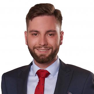 Kandidát koalice SPOLU Oskar Blažek (TOP 09) pro Středočeský kraj pro volby do PS ČR 2021.