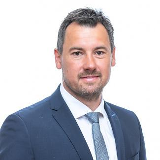 Kandidát koalice SPOLU Pavel Faschingbauer (ODS) pro Plzeňský kraj pro volby do PS ČR 2021.