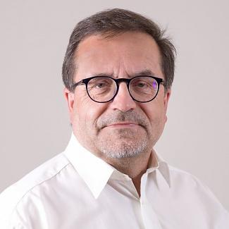 Kandidát koalice SPOLU Pavel Mádl (ODS) pro Jihočeský kraj pro volby do PS ČR 2021.