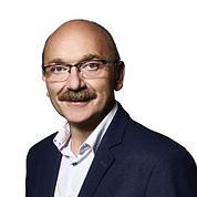 Kandidát koalice SPOLU Pavel Pavlík (ODS) pro Středočeský kraj pro volby do PS ČR 2021.