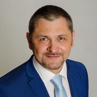 Kandidát koalice SPOLU Petr Najman (TOP 09) pro Ústecký kraj pro volby do PS ČR 2021.