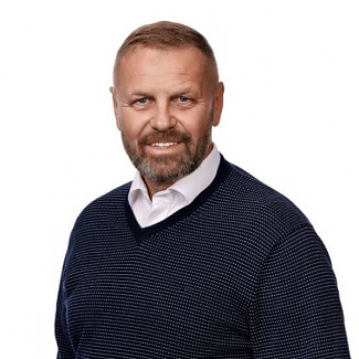 Kandidát koalice SPOLU Petr Navrátil (TOP 09) pro Olomoucký kraj pro volby do PS ČR 2021.