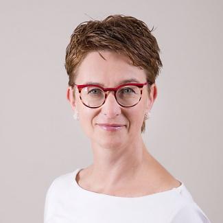 Kandidát koalice SPOLU Petra Trambová (TOP 09) pro Jihočeský kraj pro volby do PS ČR 2021.
