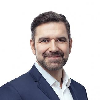 Kandidát koalice SPOLU Radim Jirout (ODS) pro Pardubický kraj pro volby do PS ČR 2021.
