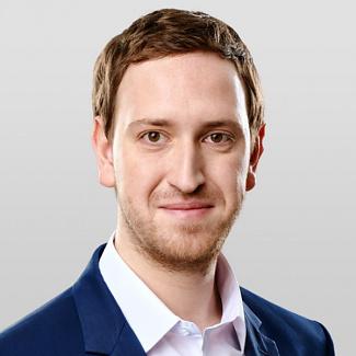 Kandidát koalice SPOLU Robert Pecka (TOP 09) pro Praha pro volby do PS ČR 2021.