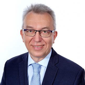 Kandidát koalice SPOLU Robert Teleky (KDU-ČSL) pro Zlínský kraj pro volby do PS ČR 2021.