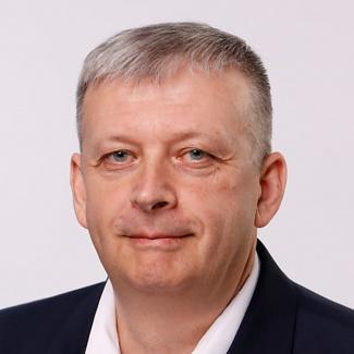 Kandidát koalice SPOLU Roman Hamrus (ODS) pro Moravskoslezský kraj pro volby do PS ČR 2021.