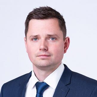 Kandidát koalice SPOLU Roman Tietz (ODS) pro Moravskoslezský kraj pro volby do PS ČR 2021.