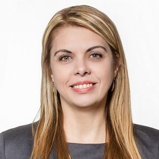 Kandidát koalice SPOLU Romana Marečková (ODS) pro Karlovarský kraj pro volby do PS ČR 2021.