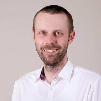 Kandidát koalice SPOLU Šimon Heller (KDU-ČSL) pro Jihočeský kraj pro volby do PS ČR 2021.
