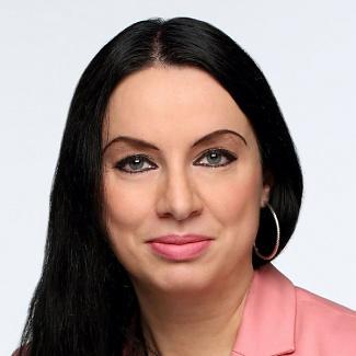 Kandidát koalice SPOLU Simona Nesvadbová (ODS) pro Praha pro volby do PS ČR 2021.