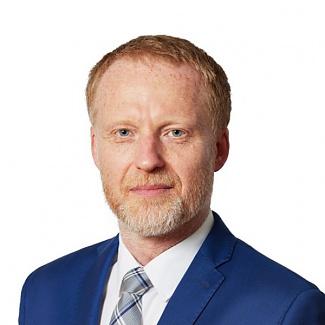 Kandidát koalice SPOLU Stanislav Klik (BEZPP) pro Královéhradecký kraj pro volby do PS ČR 2021.