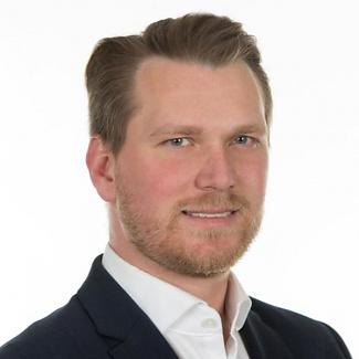 Kandidát koalice SPOLU Tomáš Aberl (TOP 09) pro Jihomoravský kraj pro volby do PS ČR 2021.