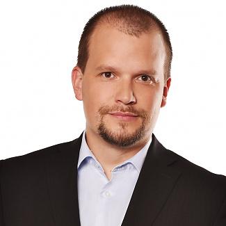Kandidát koalice SPOLU Tomáš Klinecký (TOP 09) pro Středočeský kraj pro volby do PS ČR 2021.