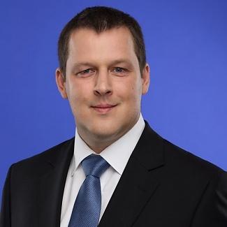 Kandidát koalice SPOLU Tomáš Martinec (ODS) pro Středočeský kraj pro volby do PS ČR 2021.