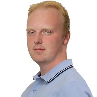 Kandidát koalice SPOLU Tomáš Slabý (ODS) pro Středočeský kraj pro volby do PS ČR 2021.