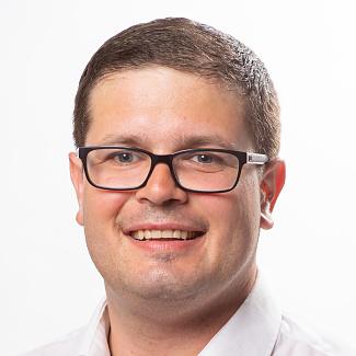 Kandidát koalice SPOLU Tomáš Weber (KDU-ČSL) pro Olomoucký kraj pro volby do PS ČR 2021.