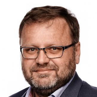 Kandidát koalice SPOLU Václav Hampl (KDU-ČSL) pro Olomoucký kraj pro volby do PS ČR 2021.