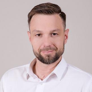 Kandidát koalice SPOLU Zbyněk Sýkora (ODS) pro Jihočeský kraj pro volby do PS ČR 2021.